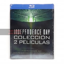Independence Day 1 y 2 / 2...