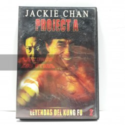 Project A [DVD] Jackie Chan...