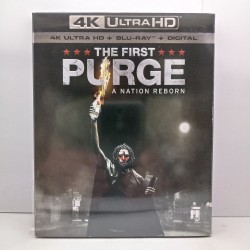 The First Purge / 12 horas...