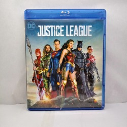 Justice League [Blu-ray...