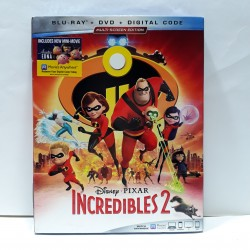 The Incredibles 2 [Blu-ray...