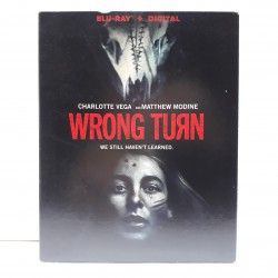 Wrong Turn: The Foundation...