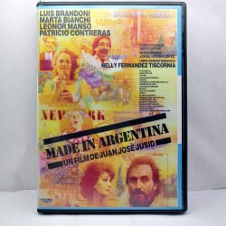 Made in Argentina [DVD]...